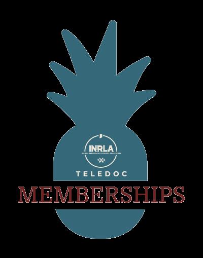 InRLA Teledoc Memberships